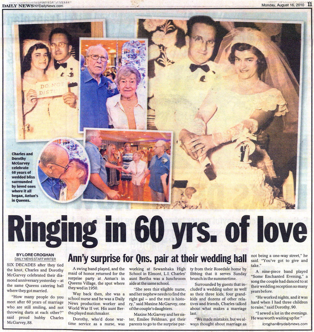 Daily News 60 Years of Love